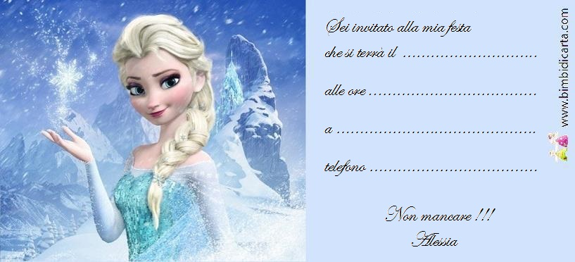 Frozen-Elsa-Alessia